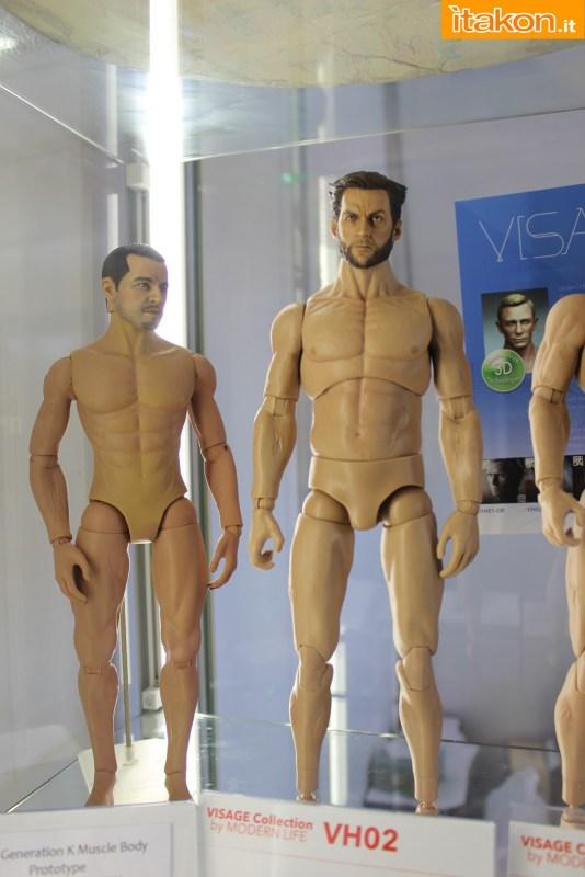 [Modern Life] VH02-CS: Wolverine/Hugh Jackman - 1/6th scale head Kaustic-plastik-modern-life-7