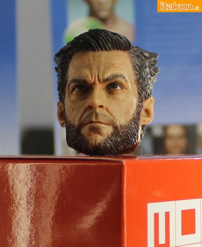 [Modern Life] VH02-CS: Wolverine/Hugh Jackman - 1/6th scale head Modern-life-2