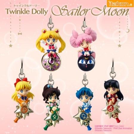 twinkle dolly - sailor moon - bandai - 1