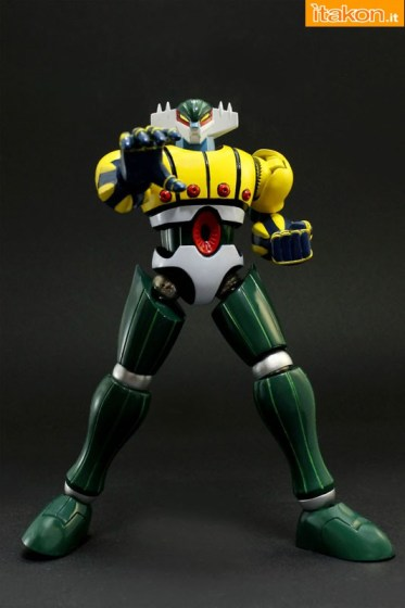 koutetsu jeeg - evolution toy - dynamite action - preordini - 2