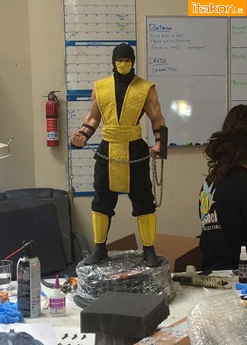 [Pop Culture Shock] Mortal Kombat: Scorpion 1/3 scale - Página 2 Scorpion-popcultureshock
