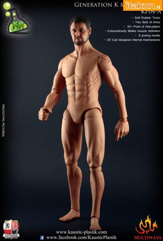[Kaustic Plastik] Muscular Body KP04 Plastik 10676272_789531314443740_16881134956142204_n