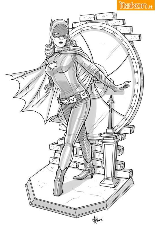[Tweeterhead] Batgirl 1966 Statue 10700670_798579616870547_5480269683733813798_o