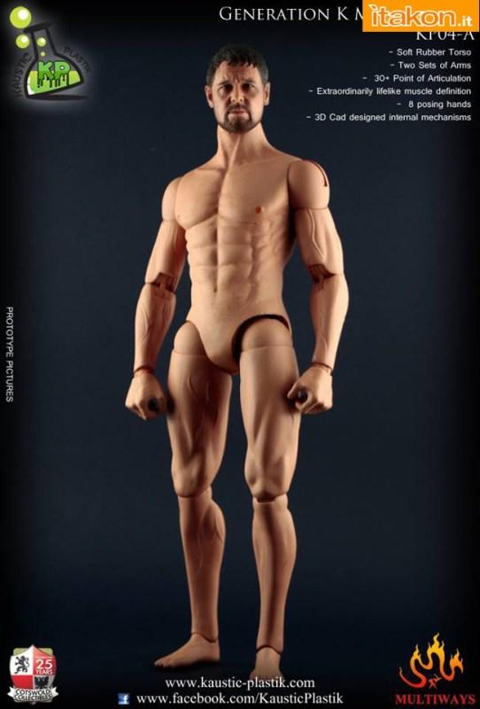 [Kaustic Plastik] Muscular Body KP04 Plastik 1509737_789531307777074_771946009660422222_n