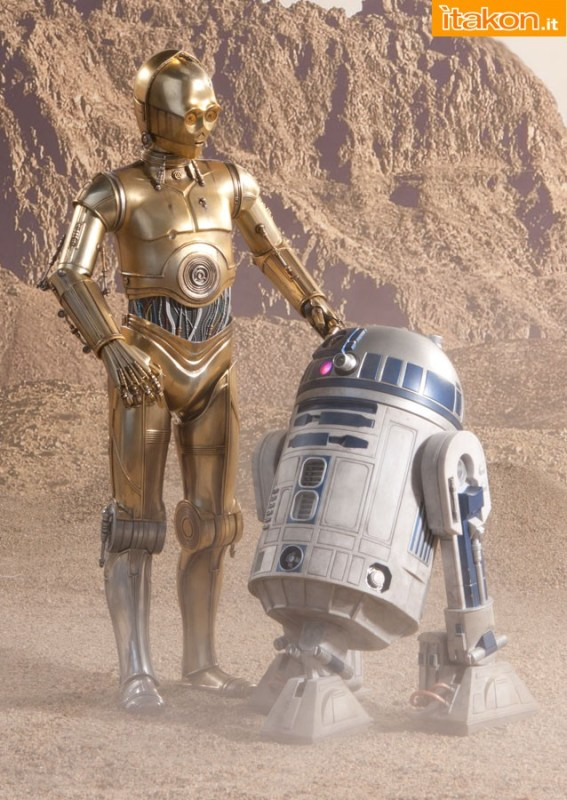 [Sideshow] Star Wars: C-3PO Sixth Scale Figure 2