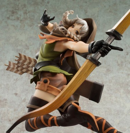 Excellent Model Dragon's Crown Elf 06