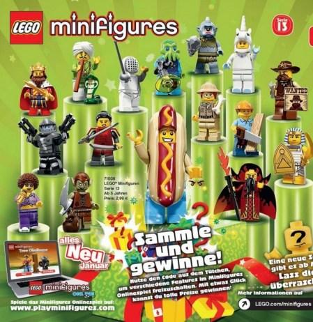 LEGO-Series-13-Minifigures