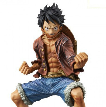 Monkey D. Luffy One piece King of Artist