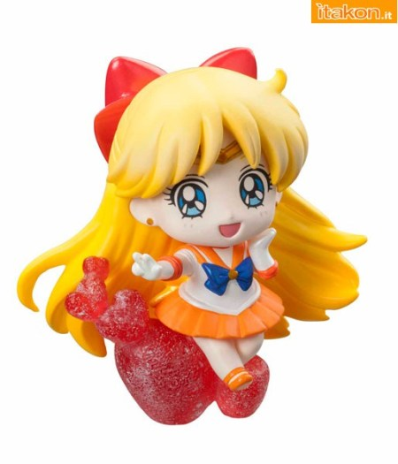Sailor Moon Petit Chara Land Candy de Makeup! di MegaHouse in preordine 5