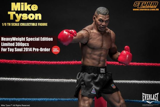 [Storm Collectibles] Mike Tyson (Heavyweight Special Edition) 1/6 0-41
