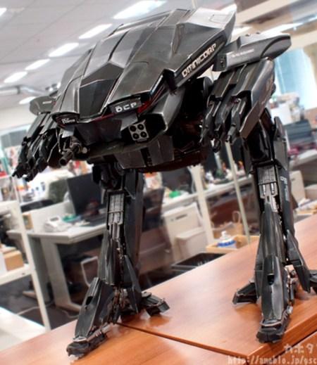 ED-209 Robocop - ThreeZero photogallery 20
