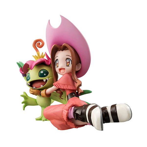 [Megahouse] - Digimon Adventure - Tachikawa Mimi e Palmon Digimon-adventure-mimi-tachikawa-e-palmon-megahouse-4