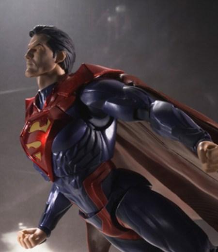Superman - Injustice God Among Us - Bandai SH Figuarts preorder 20