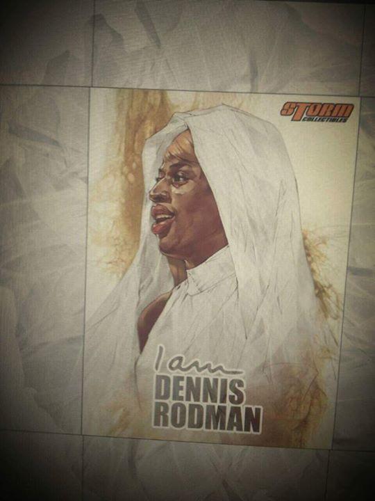[Storm Collectibles] Dennis Rodman (Wedding Dress Limited Edition) A231