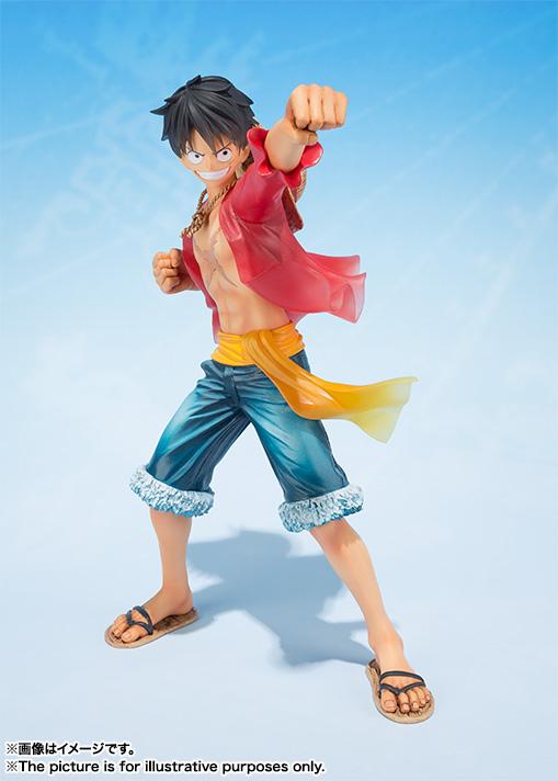 [Bandai] Figuarts ZERO- One Piece: Monkey D. Luffy - 5th Anniversary Edition Monkey-D.-Luffy-Figuarts-ZERO-5th-Anniversary-Edition-05