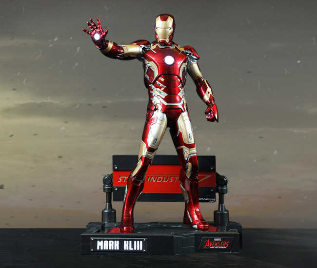 [Imaginarium Art] Avengers: Age of Ultron: Iron Man Mark XLIII  Z121