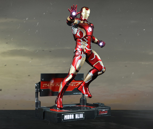 [Imaginarium Art] Avengers: Age of Ultron: Iron Man Mark XLIII  Z17