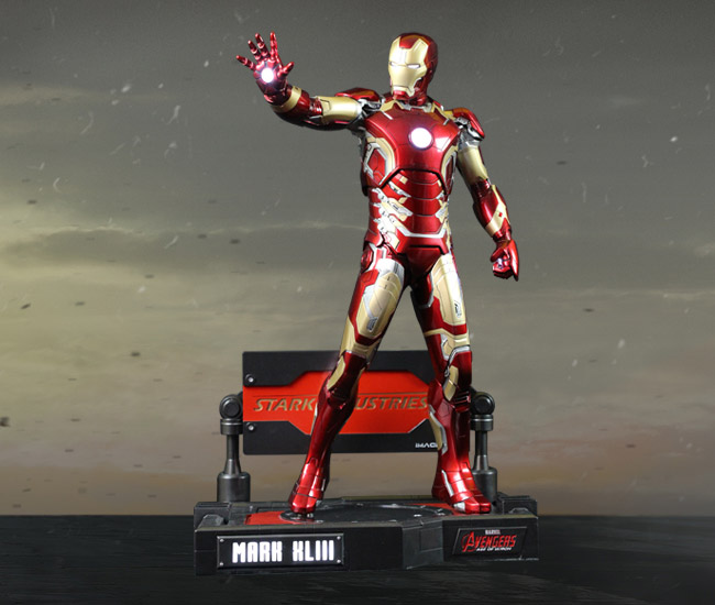[Imaginarium Art] Avengers: Age of Ultron: Iron Man Mark XLIII  Z221