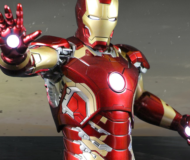 [Imaginarium Art] Avengers: Age of Ultron: Iron Man Mark XLIII  Z271
