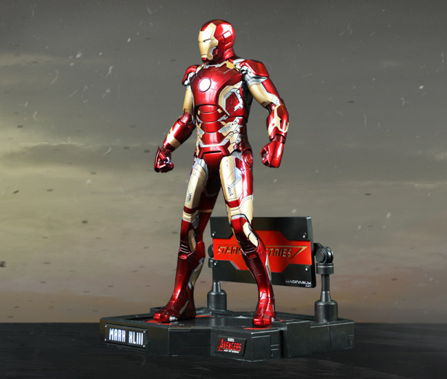 [Imaginarium Art] Avengers: Age of Ultron: Iron Man Mark XLIII  Z32