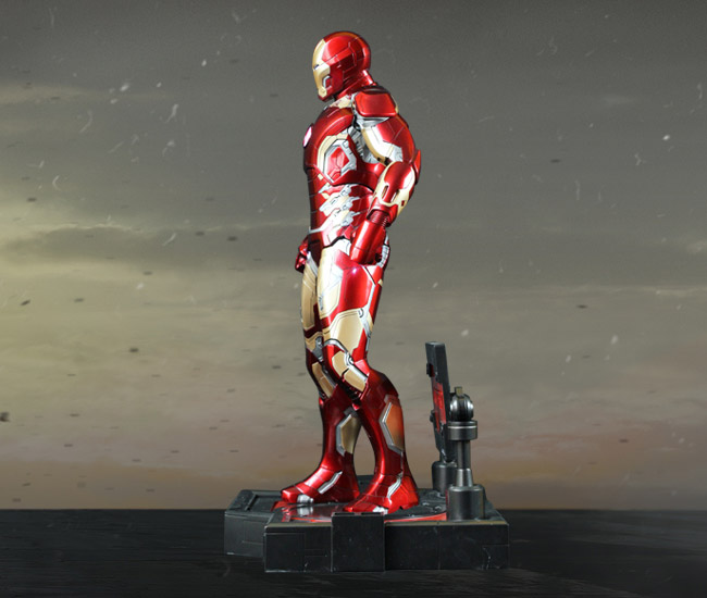 [Imaginarium Art] Avengers: Age of Ultron: Iron Man Mark XLIII  Z41