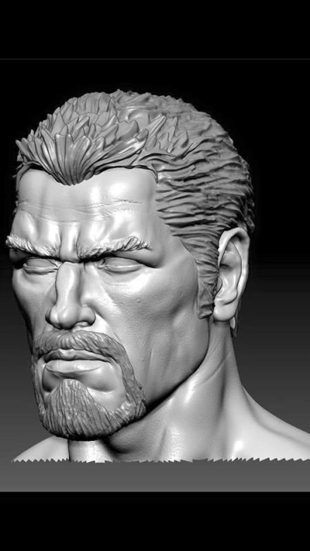 [XM Studios] Kraven Statue 1798600_1536827009871326_8397768281627446944_n