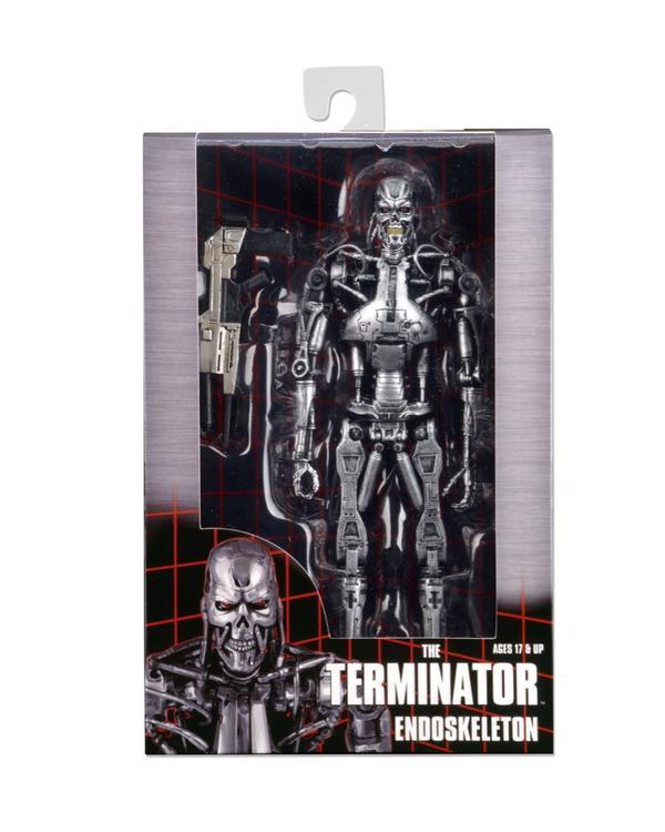 [NECA]T-800 Endoscheletro  - The Terminator NECA-Terminator-T-800-Endoskeleton-1