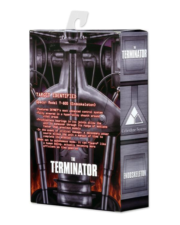 [NECA]T-800 Endoscheletro  - The Terminator NECA-Terminator-T-800-Endoskeleton-3