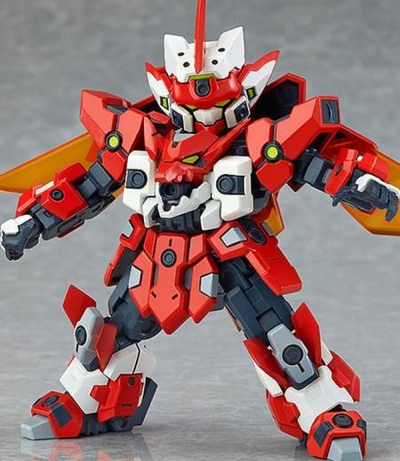 PLAMAX TK-01 Bravenwolf X - Max Factory preorder 20