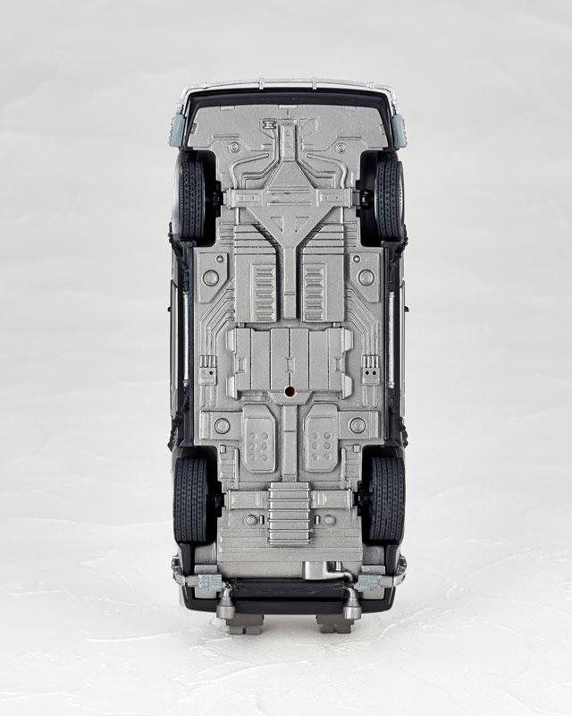 DeLorean Movie REVO - Back to the Future - Kaiyodo preorder 10
