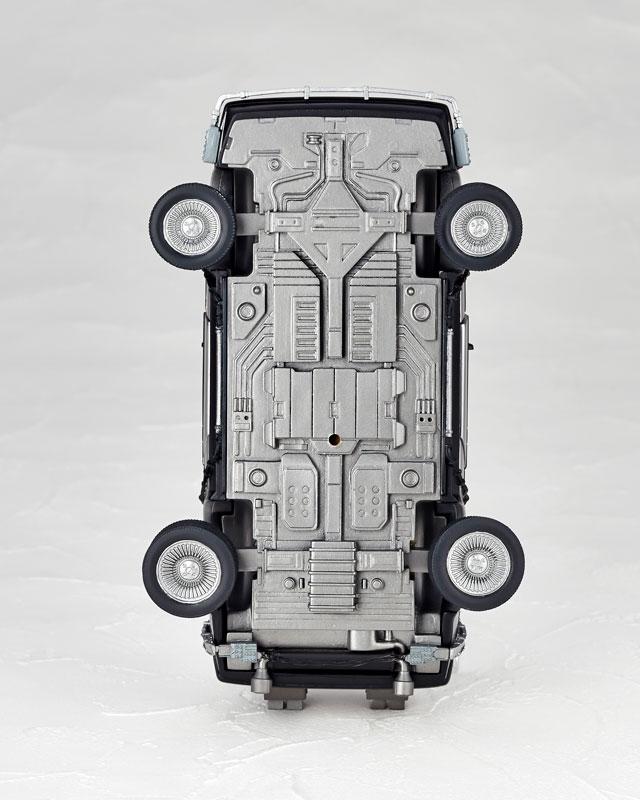 DeLorean Movie REVO - Back to the Future - Kaiyodo preorder 11