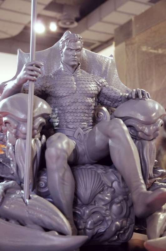 [IMAGINARIUM ART] Aquaman on Throne - 1/2 statue  Imaginarium-Art-Aquaman-on-Th-1