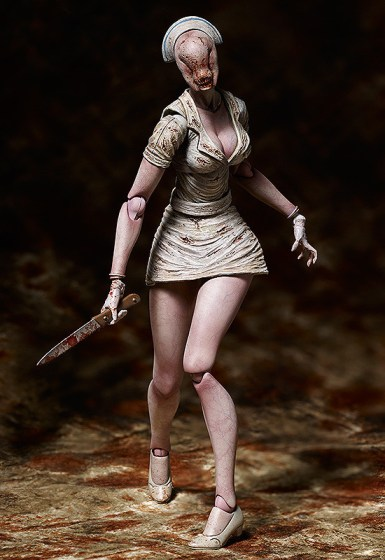 Nurse figma - Silent Hill - FREEing preorder 01