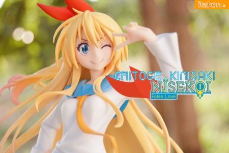 Kirisaki Chitoge - Max Factory - Recensione - Foto 65