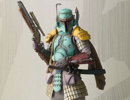 Boba Fett Ronin - Star Wars - Movie Realization Bandai pre 20