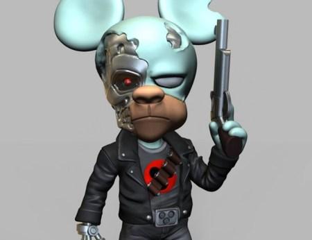 RAT-800 - Ratman - Infinite Statue concept 20