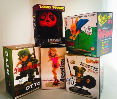 Infinite Statue Lucca Comics & Games 2015 sales