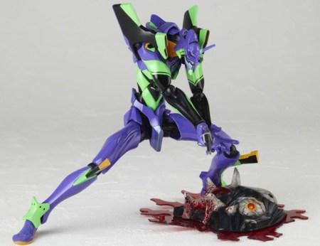 Eva-01 Legacy of Revoltech - Evangelion - Kaiyodo pre 20