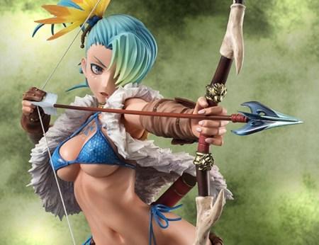 Hunter - Bikini Warriors - MegaHouse preorder 20