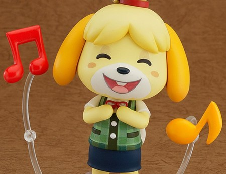 Nendoroid Shizue Isabelle - Animal Crossing New Leaf - GSC ristampa 20