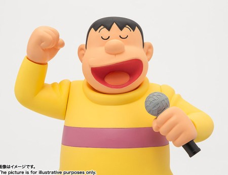 Takeshi Gouda - Doraemon - Figuarts ZERO Bandai pics 20