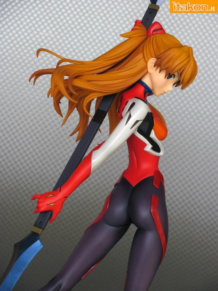 087 Shikinami Asuka Langley - Evangelion - AMAKUNI recensione