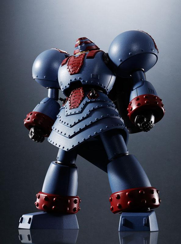 Giant Robo Animation SRC - Bandai preorder 01