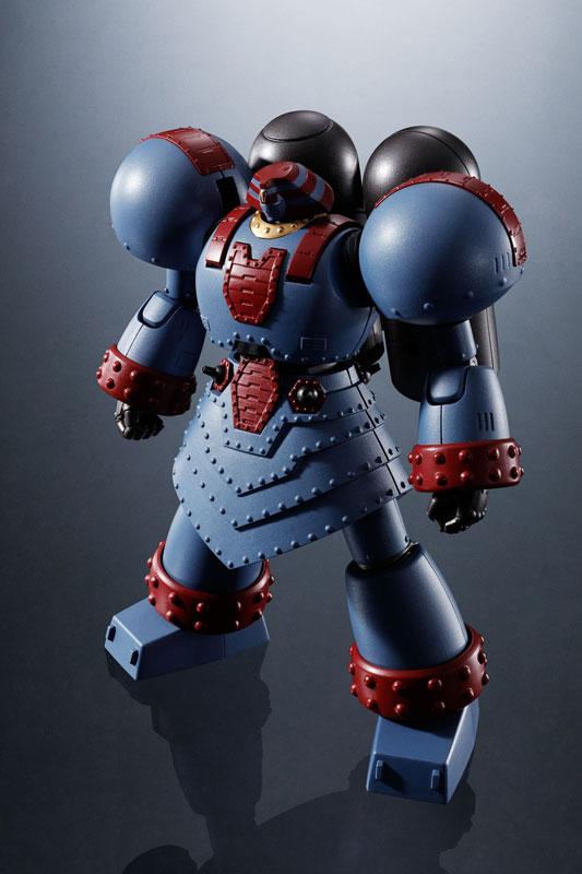 Giant Robo Animation SRC - Bandai preorder 02