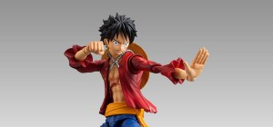 Monkey D. Luffy Variable Action Heroes MegaHouse Itakon.it -0003