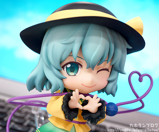 Nendoroid Koishi Komeiji - Touhou Project - GSC preview 05