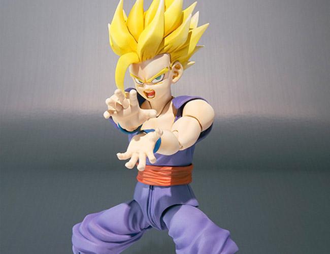Son Gohan SH Figuarts - Dragon Ball - Bandai rerelease 20