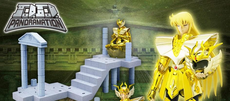 Virgo Shaka D.D. Panoramation Bandai Itakon.it -0001