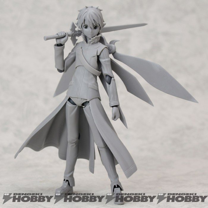 figma Kirito ALO - Sword Art Online - Max Factory proto 02