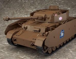 figma Veichles Panzer IV Ausf D H-Spec Max Factory Wonder Fest Excl pics 20
